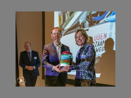 Autodeel award