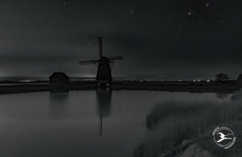 Texel foto  Molen Noord